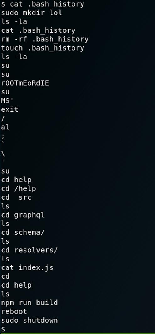 "HackTheBox – ""Help"" Write-Up – Pwn Struggles"